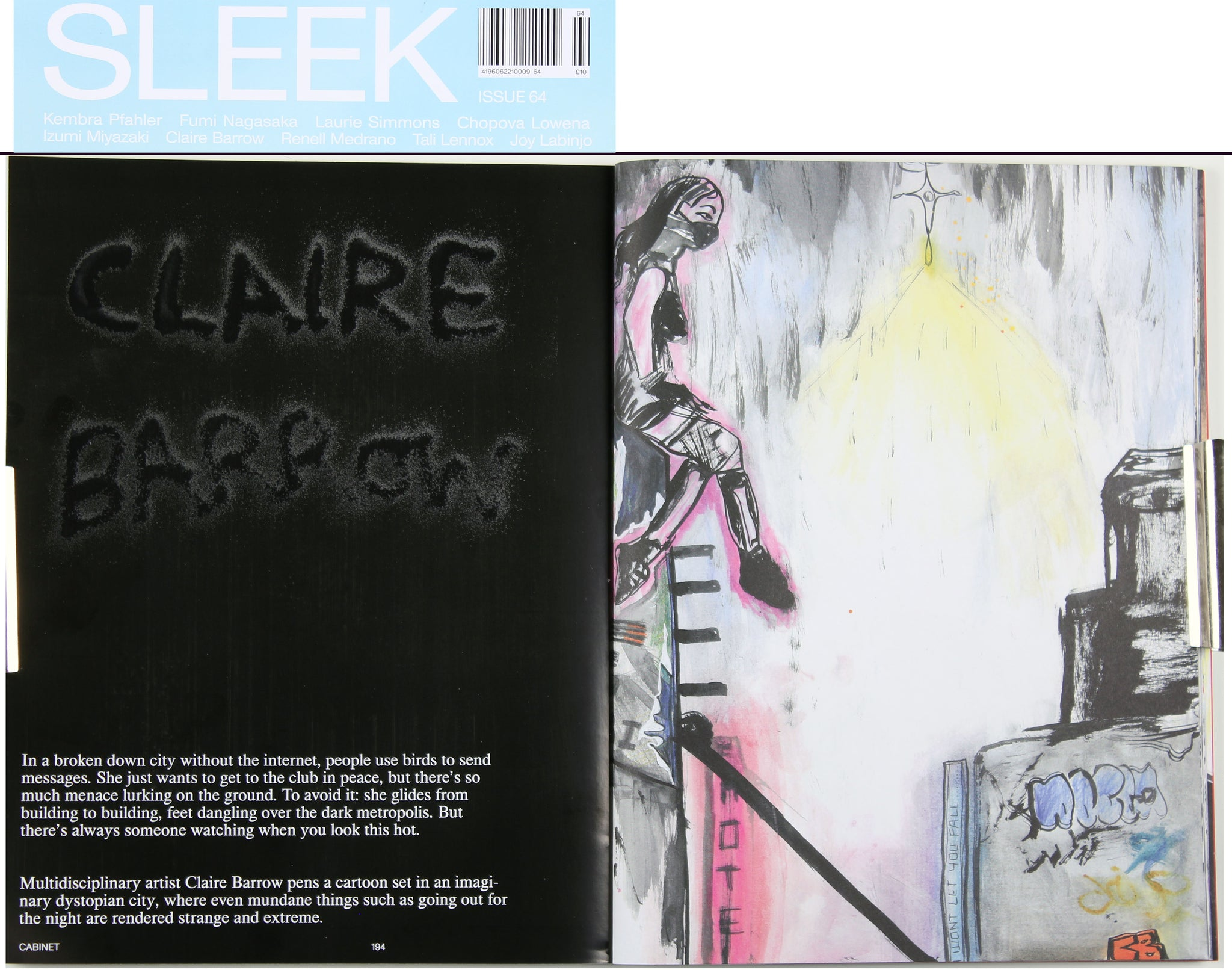 Sleek, issue 64, pages 194-209