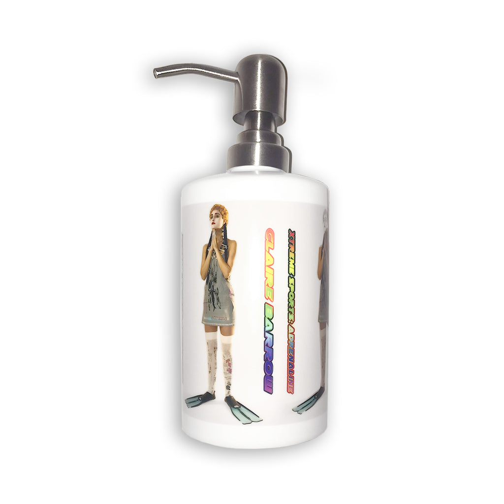 Xtreme Sports Adrenaline Collection Soap Dispenser
