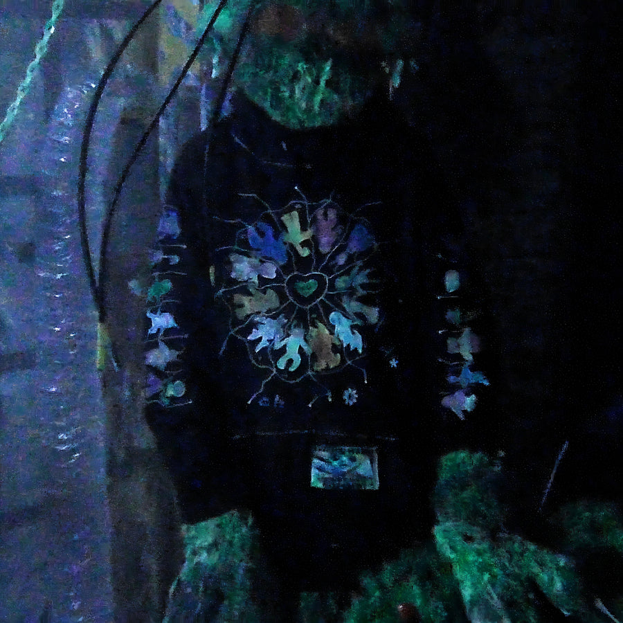 CBXS406 'ALIENS HOODIE'
