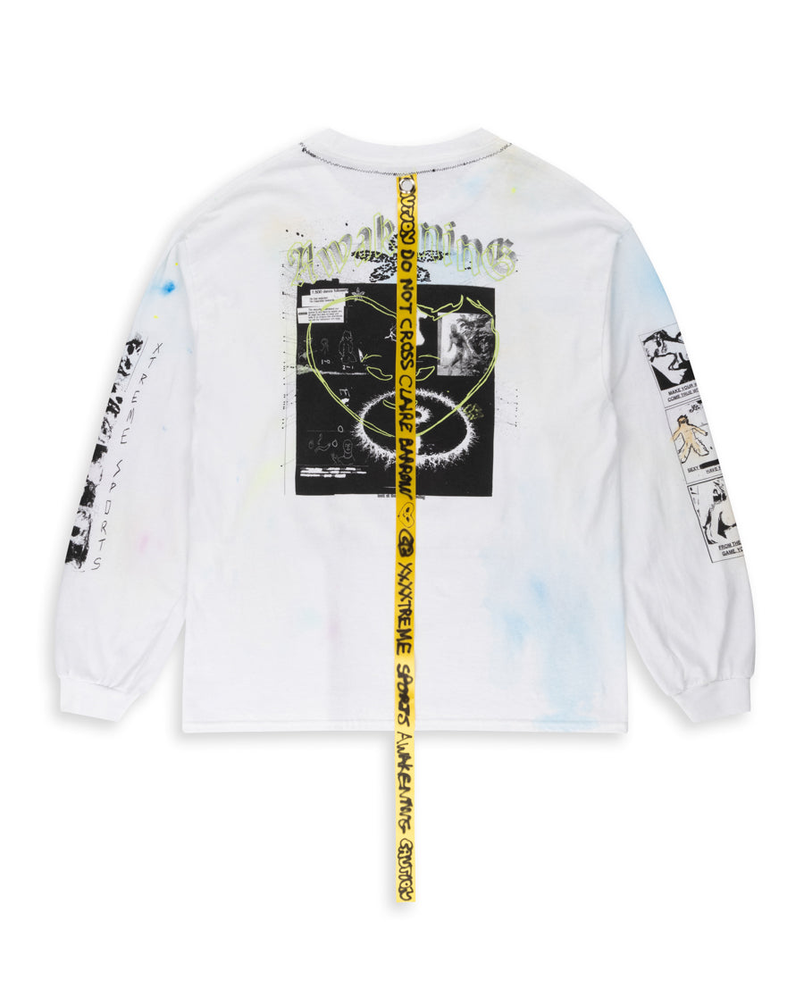 CBXS405 'CAUTION LONG SLEEVE'
