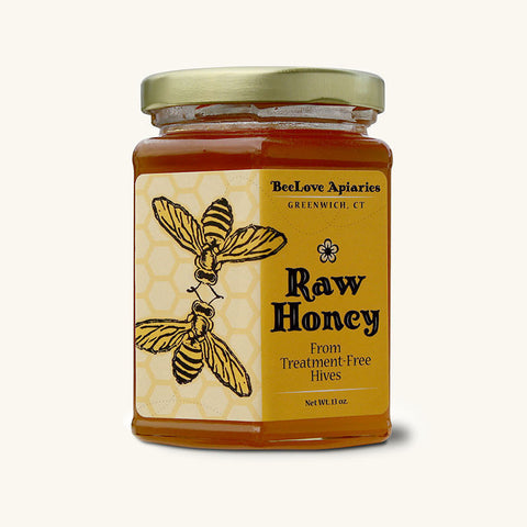 BeeLove Raw Honey