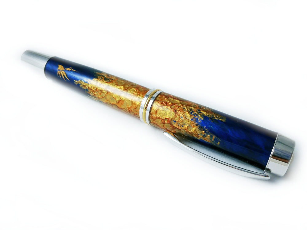 Stylo plume - Collection Feu