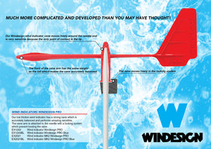 Wind Indicator Windesign PRO - Optimist