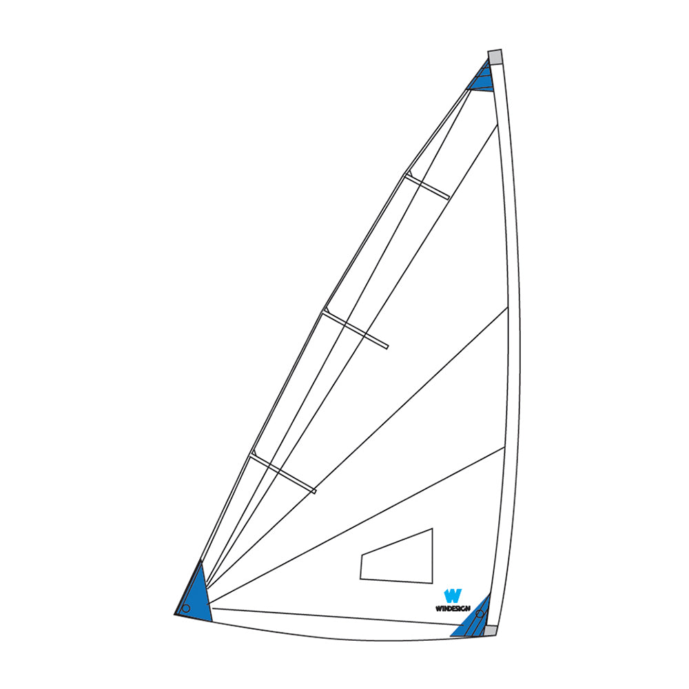 Sail - training Radial