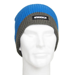 Floating knitted Junior beanie