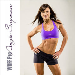 WBFF Pro Angie Snyman