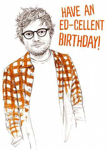 Ed-cellent Birthday