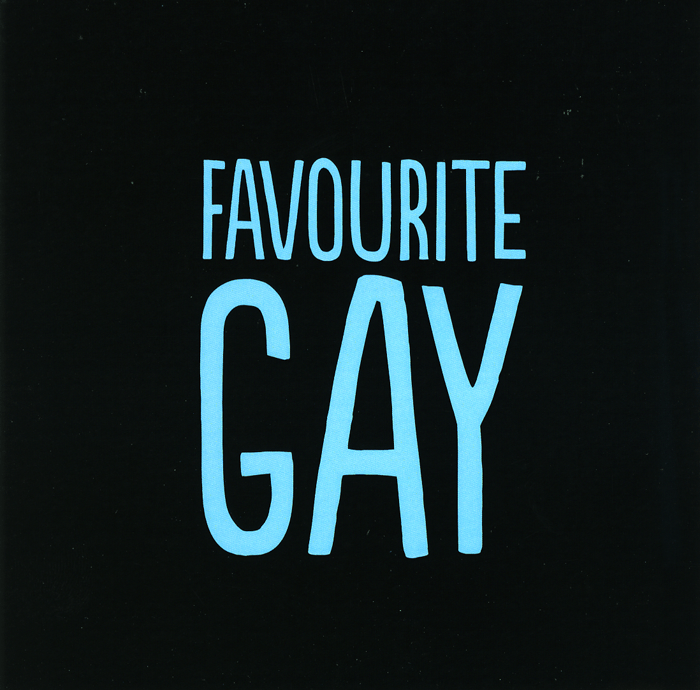 Funny Cards - Favourite Gay