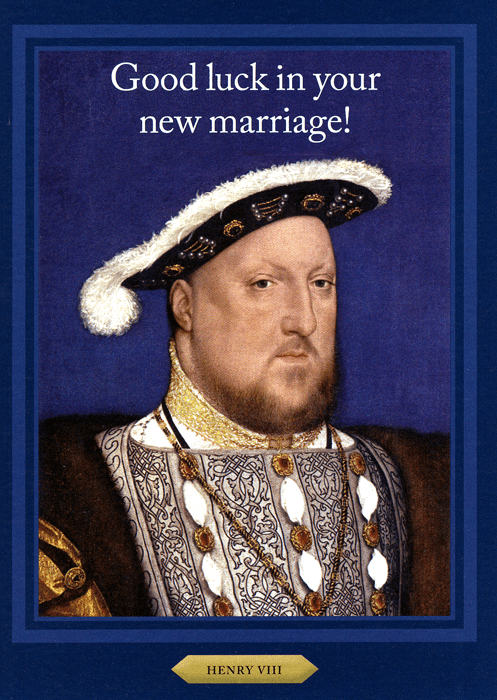 Funny Cards - Good Luck In Your New Marriage