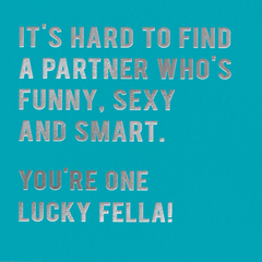 Love / Anniversary Cards - Funny, Sexy And Smart