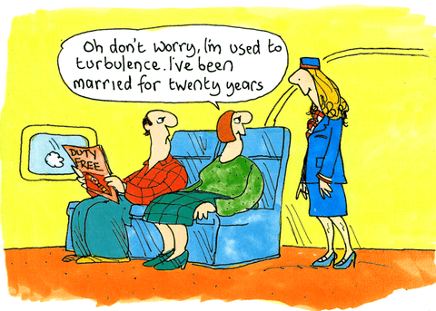 Funny Cards - Used To Turbulence