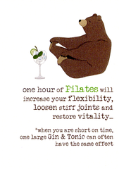 One hour of Pilates