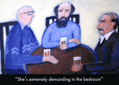 Funny Cards - Demanding In The Bedroom