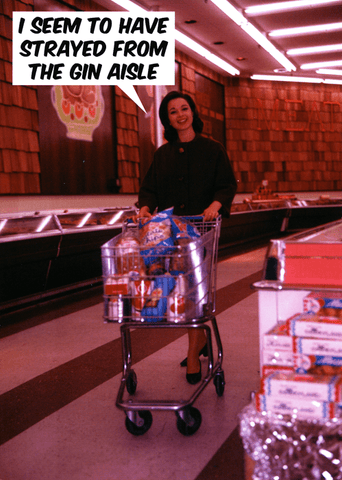 Strayed from the gin aisle