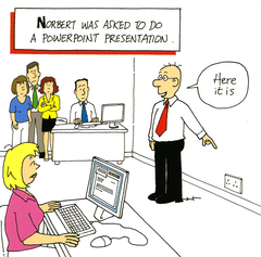 Funny Cards - Powerpoint Presentation