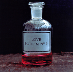 Valentines Cards - Love Potion No 9