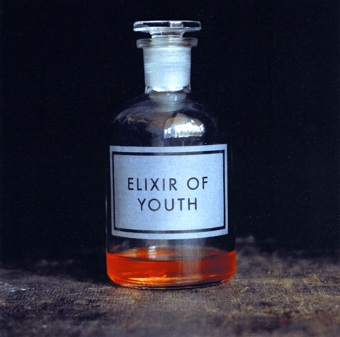 Birthday Card - Elixir Of Youth
