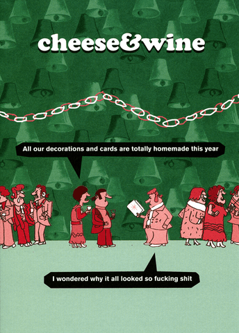 Rude Christmas cards by Modern Toss - very funny! | Comedy ...