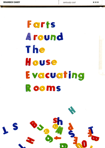 Funny Father's Day Cards - Farts Around The House