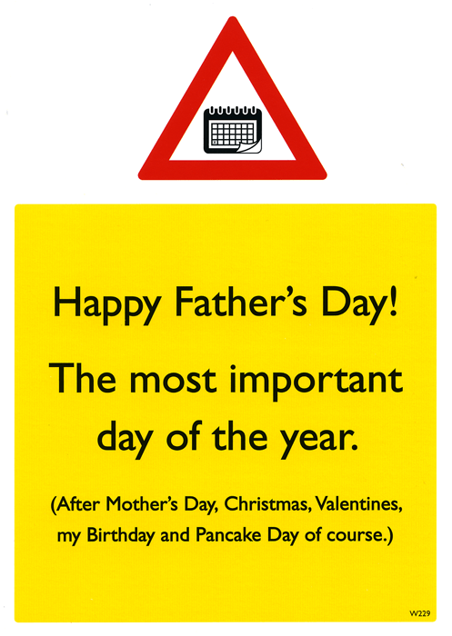 Funny Father's Day Cards - Father's Day - The Most Important Day Of The Year