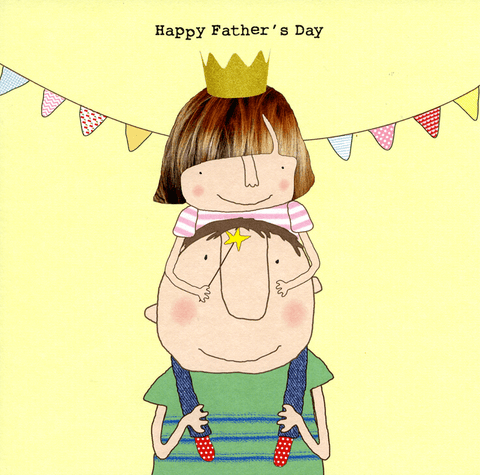 Happy Father's Day (Girl)