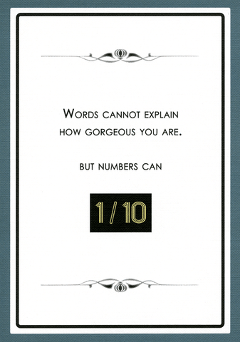Funny Cards - Words Cannot Explain How Gorgeous You Are