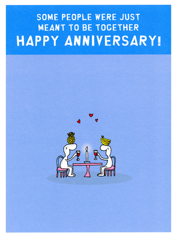 Anniversary - Just meant to be together