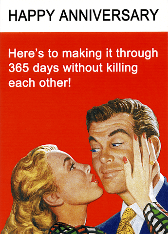 Without killing each other
