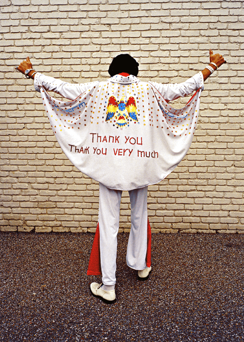 Thank You Card - Elvis - Thank You Very Much