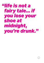 Funny Cards - Life Is Not A Fairy Tale