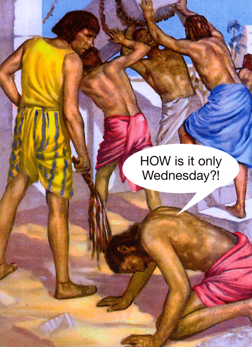 Funny Cards - Only Wednesday