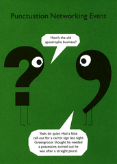 Funny Cards - How's The Apostrophe Business?