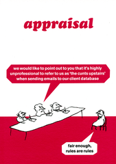Rude Cards - Appraisal