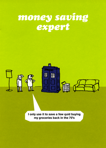 Funny Cards - Money Saving Expert