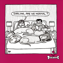Funny Cards - Darling, Are We Normal?