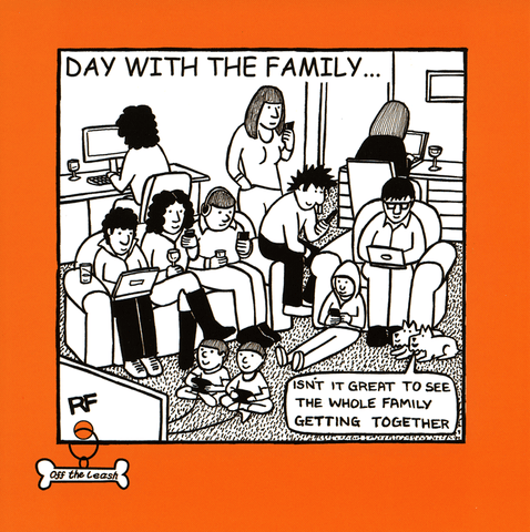 Funny Cards - Day With The Family