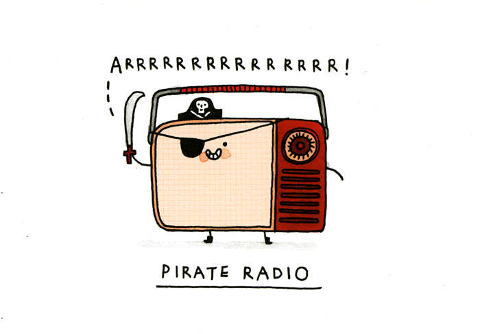 pirate radio essay Irish pirate radio this article has multiple this article is written like a personal reflection or opinion essay that states a wikipedia editor's personal.