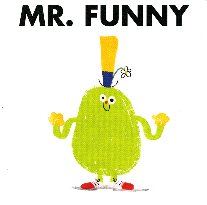 Funny Cards - Mr Funny
