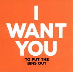Valentines Cards - I Want You