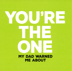 Valentines Cards - You're The One