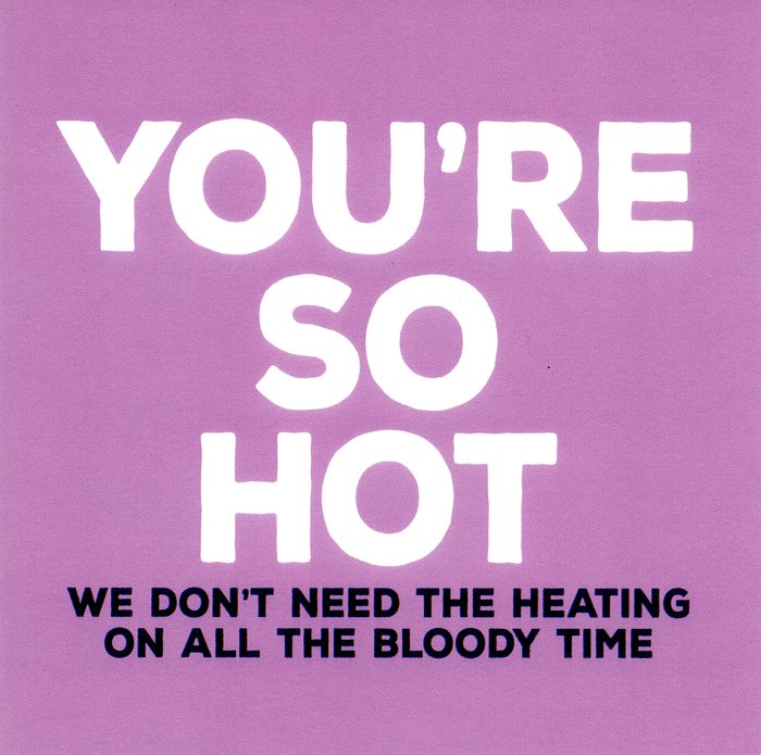 Funny Cards - You're So Hot