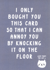 Funny Cards - Knocking It On The Floor