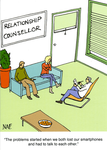 Funny Cards - Relationship Counsellor