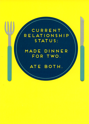 Funny Cards - Current Relationship Status