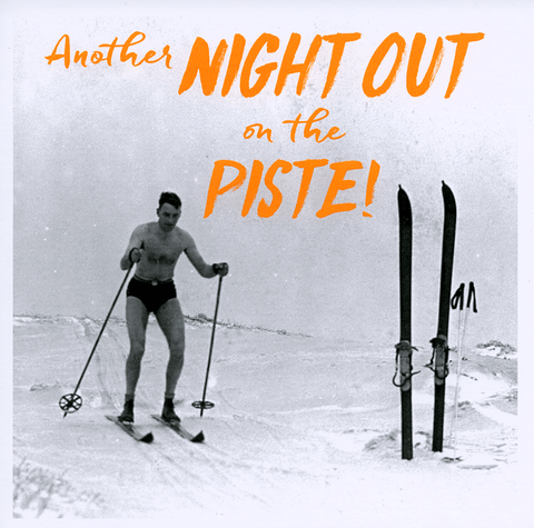Night on the Piste