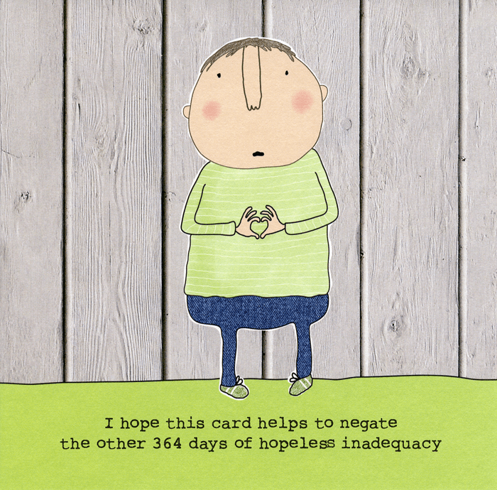 Funny Cards - Other 364 Days Of Hopeless Inadequacy