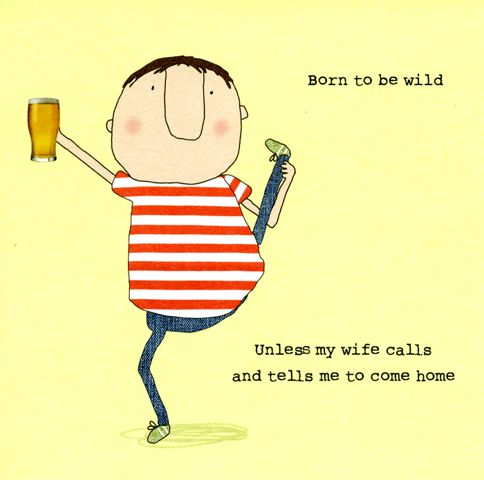 Funny Cards - Born To Be Wild
