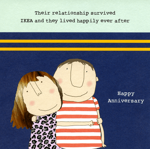 Love / Anniversary Cards - Anniversary - Survived IKEA