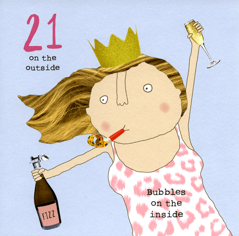 21st - Bubbles on the inside