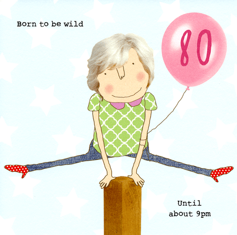 80th - Born to be Wild